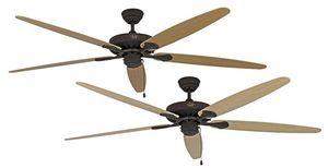 Casafan - ventilateur de plafond, royal ba, classic 180 cm,  - Ventilador De Techo