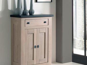 Ateliers De Langres - meuble d'appui whitney - Aparador Alto