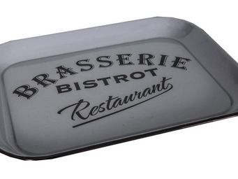 Antic Line Creations - plateau rectangulaire brasserie bistrot restaurant - Bandeja