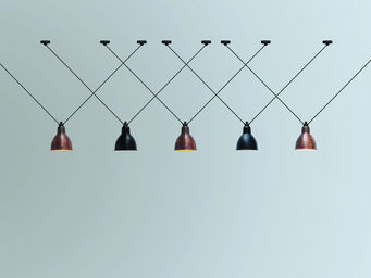 DCW EDITIONS - les acrobates de gras - Lámpara Colgante