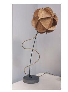 ANNE-PIERRE MALVAL - electron - Lámpara De Sobremesa