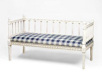 CLOCK HOUSE FURNITURE - kelso settee - Banqueta