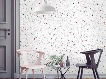 PAPERMINT - granite multicolor - Papel Pintado