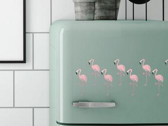 PAPERMINT - flamingo set - Adhesivo
