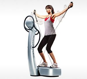 POWER PLATE - my7 semi pro - Power Plate