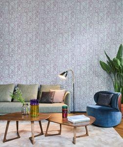 Arte - tinted tiles - Papel Pintado