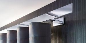 interstil - plate - Barra De Cortinas