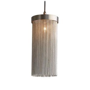 ALAN MIZRAHI LIGHTING - chain8080 silver chain maxi - Araña