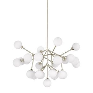 ALAN MIZRAHI LIGHTING - wm190 mara chandelier - Araña