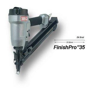 AERFAST SENCO - cloueur pneumatique finishpro 35 senco - pour pointes da 32 à 63.5mm - 6g2001n - Otro Utensilios Varios