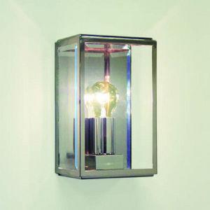 Light Concept - homefield nickel - Aplique De Exterior