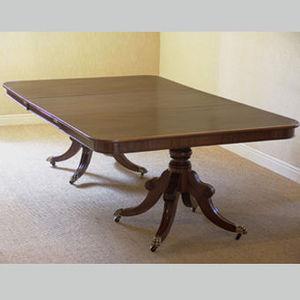 ANTHEMION - table de repas roulante - Mesa De Comedor Rectangular