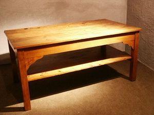Au Réveil du Temps -  - Mesa Table De Drapier