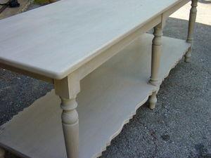 Alain Billard -  - Mesa Table De Drapier
