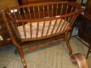 Antiquariato Europeo -  - Cuna Para Bebé