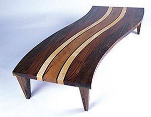 Wooden Tops -  - Mesa De Centro Forma Original