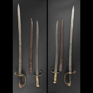 Expertissim - sabre d'adjudant, modèle 1845 - Sable