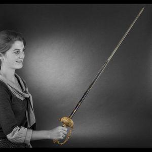 Expertissim - epée d'officier badois vers 1880-1900 - Espada