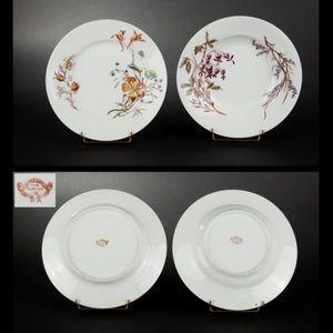 Expertissim - partie de service en porcelaine - Servicio De Mesa