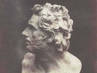 LINEATURE - The Bust Of Patruclus 1843 - Foto Escultura