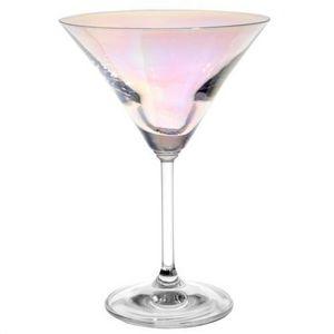 MAISONS DU MONDE - coupe cocktail arc en ciel - Vaso De Cóctel