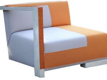 C�cile Mairet - k-r� orange - Sill�n De Esquina