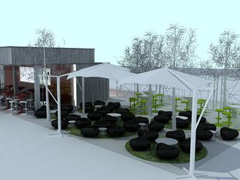 a3studiomadrid -  - Cubierta Para Terraza