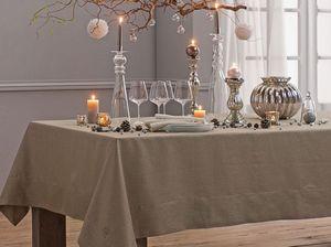 BLANC CERISE - delice de fêtes - Mantel Rectangular