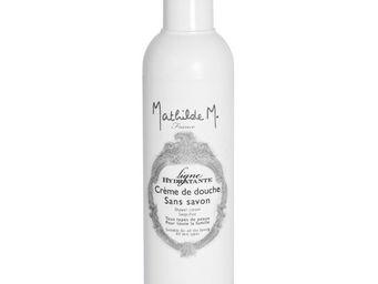 Mathilde M - crème de douche sans savon 250 ml, toutes peaux - Crema Corporal