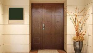 Silvelox - pantographés angles 90° - Puerta De Entrada Maciza