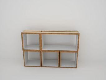 MALHERBE EDITION - pile ou face rectangulaire - Mueble Modular