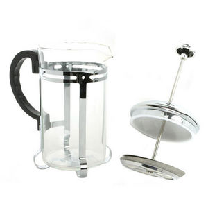 WHITE LABEL - cafetière à piston - Cafetera Con Pistón