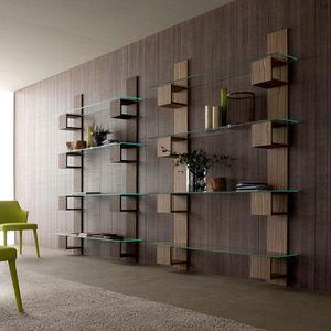 ITALY DREAM DESIGN - infinity - Biblioteca Modulable