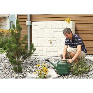 GARANTIA - kit recuperation eau brik 300 litres - Recuperador De Agua