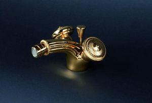 Cristal Et Bronze - bonroche - Grifo Doble Mando De Bidé