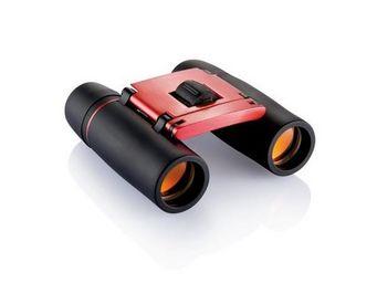 NetCadeau - jumelles everest rouge - Prism�ticos