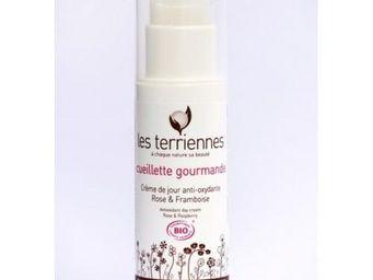 Comptoir Beaut� Sant� - cr�me de jour bio anti-oxydante cueillette gourman - Crema Corporal