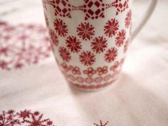Interior's - enchant� - Vajilla Para Navidad Y Fiestas