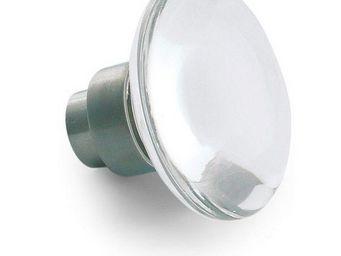 Les Verreries De Brehat - clear disque - Botón De Puerta