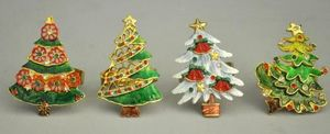 Demeure et Jardin - set 4 ronds de serviettes noël - Decoración De Árbol De Navidad