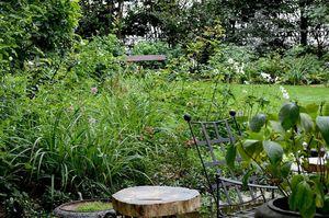 MATHIEU EYMIN -  - Jardín Paisajístico