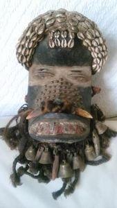 ART PRIMAIRE -  - Máscara Africana