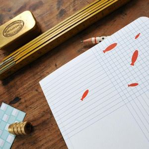 MONSIEUR PAPIER -  - Cuaderno