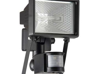 Brilliant - tanko - applique extérieure avec détecteur noir h2 - Foco De Exterior