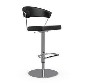 Calligaris - chaise de bar new york design de calligaris en sim - Silla Alta