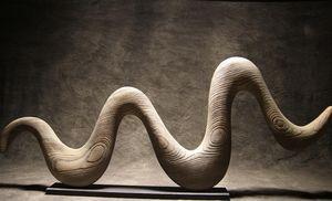 Thierry Martenon -  - Escultura