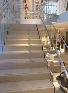 Marbrerie Des Yvelines -  - Escalera Recta