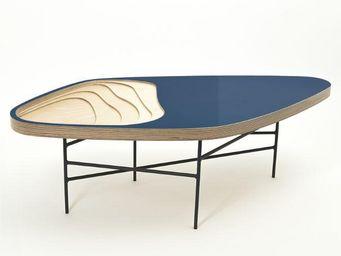 MALHERBE EDITION - table basse fidji 111 - Mesa De Centro Forma Original