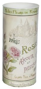 Antic Line Creations - porte parapluies rétro château des roses grand mod - Paragüero