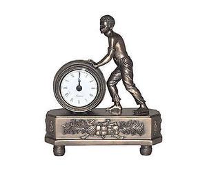 Demeure et Jardin - le tonneau - Reloj Cartel